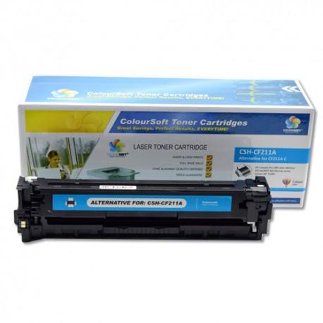 ფერადი კარტრიჯი Compatible HP 131A | CF211A or Canon 731 Black Toner Cartridge