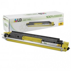 კარტრიჯი HP 130A Yellow Toner Cartridge CF352A